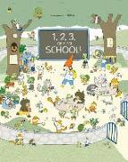 Cover-Bild zu Dubuc, Marianne: 1, 2, 3, Off to School!