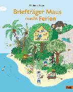 Cover-Bild zu Dubuc, Marianne: Briefträger Maus macht Ferien
