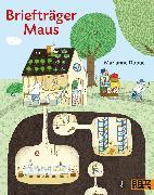 Cover-Bild zu Dubuc, Marianne: Briefträger Maus