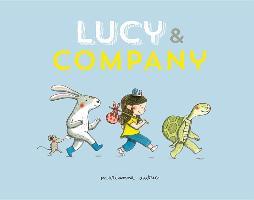 Cover-Bild zu Dubuc, Marianne: Lucy and Company