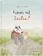 Cover-Bild zu Dubuc, Marianne: Komm mit, Lulu!
