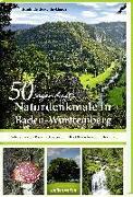 Cover-Bild zu Bross-Burkhardt, Brunhilde: 50 sagenhafte Naturdenkmale in Baden-Württemberg: Schwarzwald - Baar - Schwäbische Alb - Oberschwaben - Bodensee