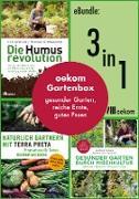 Cover-Bild zu Scheub, Ute: oekom-Gartenbox (eBook)