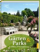 Cover-Bild zu Bross-Burkhardt, Brunhilde: Gärten und Parks in Baden-Württemberg