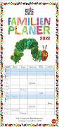 Cover-Bild zu Die kleine Raupe Nimmersatt Familienplaner Kalender 2022 von Carle, Eric