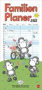 Cover-Bild zu sheepworld Familienplaner Kalender 2022 von Heye (Hrsg.)