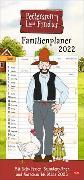 Cover-Bild zu Pettersson und Findus Familienplaner Kalender 2022 von Heye (Hrsg.)