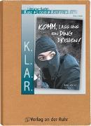 Cover-Bild zu K.L.A.R. - Literatur-Kartei: Komm, lass uns ein Ding drehen! von Book, Britta