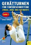 Cover-Bild zu Gerätturnen für Fortgeschrittene - Band 2 (eBook) von Gerling, Ilona E