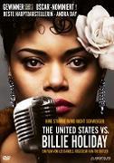 Cover-Bild zu Lee Daniels (Reg.): The United States vs. Billie Holiday