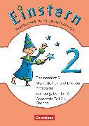 Cover-Bild zu Einstern, Mathematik, Ausgabe 2010, Band 2, Multiplikation und Division, Einmaleins - Geometrie Teil 2 -Flächen, Sachaufgaben Teil 3, Leihmaterial - Themenheft 3 von Bauer, Roland