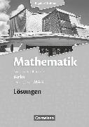 Cover-Bild zu Bigalke/Köhler: Mathematik, Berlin - Ausgabe 2010, Leistungskurs 4. Halbjahr, Band MA-4, Lösungen zum Schülerbuch von Bigalke, Anton