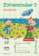 Cover-Bild zu Zahlenzauber, Mathematik für Grundschulen, Ausgabe G für Baden-Württemberg, Hessen, Rheinland-Pfalz und Saarland - 2010, 3. Schuljahr, Arbeitsheft mit CD-ROM und eingelegten Lösungen