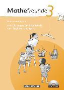 Cover-Bild zu Mathefreunde, Ausgabe Nord/Süd 2010, 3. Schuljahr, Kopiervorlagen mit CD-ROM, Mit Lösungen zum Arbeitsheft und Tägliche Übungen von Fischer, Karin
