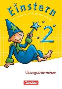Cover-Bild zu Einstern, Mathematik, Zu den Ausgaben Bayern/ Nordrhein-Westfalen 2013/ Ausgabe 2015, Band 2, Übungssternchen, Übungsheft von Bauer, Roland