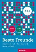 Cover-Bild zu Beste Freunde A1/2 (eBook) von Verlag, Hueber (Hrsg.)