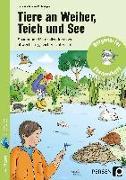 Cover-Bild zu Tiere an Weiher, Teich und See von Kirschbaum, Klara