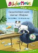 Cover-Bild zu Bildermaus - Geschichten vom kleinen Welpen von Moser, Annette