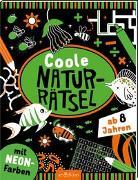 Cover-Bild zu Coole Naturrätsel von Barker, Vicky