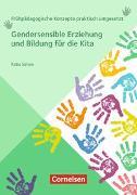Cover-Bild zu Gendersensible Erziehung und Bildung für die Kita von Simon, Katia