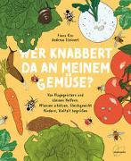 Cover-Bild zu Wer knabbert da an meinem Gemüse? von Kiss, Fiona