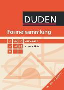 Cover-Bild zu Formeln und Werte, Sekundarstufe I und II, Mathematik, Formelsammlung bis zum Abitur