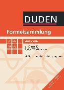 Cover-Bild zu Formelsammlung bis Klasse 10, Mathematik - Baden-Württemberg, Formelsammlung von Engelmann, Lutz