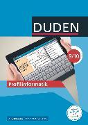 Cover-Bild zu Duden Informatik, Sekundarstufe I, 9./10. Schuljahr, Profilinformatik (2. Auflage), Schwerpunkt gesellschaftswissenschaftliches Profil, Schülerbuch von Buttke, Robby