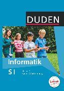 Cover-Bild zu Duden Informatik, Sekundarstufe I - Baden Württemberg, Aufbaukurs - 7.Schuljahr, Schülerbuch von Breig, Thomas