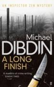 Cover-Bild zu Dibdin, Michael: A Long Finish (eBook)