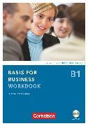 Cover-Bild zu Basis for Business, Fourth Edition, B1, Workbook mit CD von Campbell, Simon