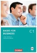 Cover-Bild zu Basis for Business, Fourth Edition, C1, Kursbuch mit MP3-CD von Eilertson, Carole