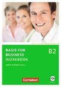 Cover-Bild zu Basis for Business, Fourth Edition, B2, Workbook mit CD von Krull, Mindy Ehrhart