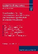 Cover-Bild zu Standpunkte - Beiträge renommierter Persönlichkeiten der Versicherungswirtschaft in Leipziger Seminaren von Glade, Lars