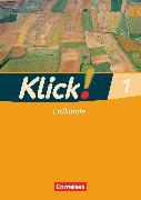 Cover-Bild zu Klick! Erdkunde, Fachhefte für alle Bundesländer, Band 1, Arbeitsheft von Fink, Christine