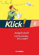 Cover-Bild zu Klick! Deutsch, Westliche Bundesländer, 8. Schuljahr, Rechtschreiben und Grammatik, Arbeitsheft mit Lösungen von Böhme, Marion