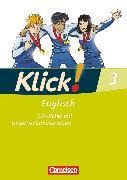 Cover-Bild zu Klick! Englisch, Alle Bundesländer, Band 3: 7. Schuljahr, CD-ROM mit Unterrichtsmaterialien