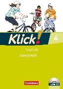 Cover-Bild zu Klick! Englisch, Alle Bundesländer, Band 4: 8. Schuljahr, Arbeitsheft mit Hör-CD von Baumgartner, Susanne