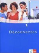 Cover-Bild zu Decouvertes 1. Schülerbuch