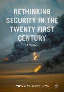 Cover-Bild zu Rethinking Security in the Twenty-First Century (eBook) von Jacob, Edwin Daniel (Hrsg.)