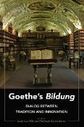 Cover-Bild zu Goethes «Bildung» (eBook) von Eidt, Jacob-Ivan (Hrsg.)