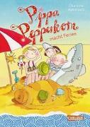Cover-Bild zu Pippa Pepperkorn 8: Pippa Pepperkorn macht Ferien von Habersack, Charlotte