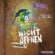 Cover-Bild zu Bitte nicht öffnen. Magic! (Audio Download) von Habersack, Charlotte