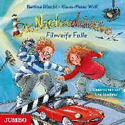Cover-Bild zu Wolf, Klaus-Peter: Die Nordseedetektive. Filmreife Falle (Audio Download)