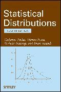 Cover-Bild zu Evans, Merran: Statistical Distributions (eBook)