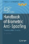 Cover-Bild zu Evans, Nicholas (Hrsg.): Handbook of Biometric Anti-Spoofing (eBook)