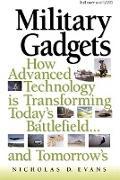 Cover-Bild zu Evans, Nicholas D.: Military Gadgets (eBook)