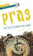 Cover-Bild zu Prag - Stadtabenteuer Reiseführer Michael Müller Verlag von Zöller, Renate