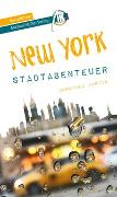 Cover-Bild zu New York - Stadtabenteuer Reiseführer Michael Müller Verlag von Martin, Dorothea