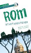 Cover-Bild zu Rom - Stadtabenteuer Reiseführer Michael Müller Verlag von Becht, Sabine
